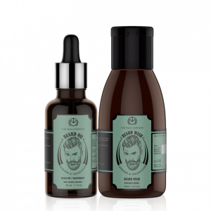 the-man-company-lavender-cedarwood-beard-oil-beard-wash-combo