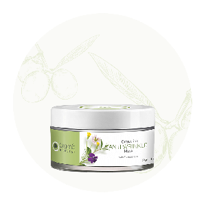 Organic Harvest Anti Wrinkle Mask (50gm)