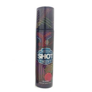 Layer'r Shot Maxx Perfume Body Spray - Blaze (125ml)