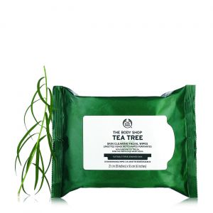 the-body-shop-tea-tree-cleansing-wipes