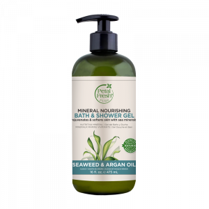 Pure Seaweed & Argan Oil Mineral Nourishing Bath & Shower Gel