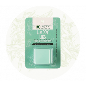 Organic Harvest Green Tea Lip Balm (10gm)