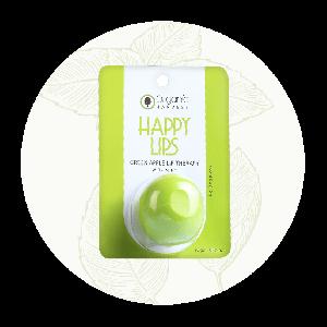 Organic Harvest Green Apple Lip Balm (10gm)