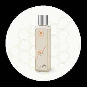 Organic Harvest Liquid Shea & Honey Shower Gel (200ml)