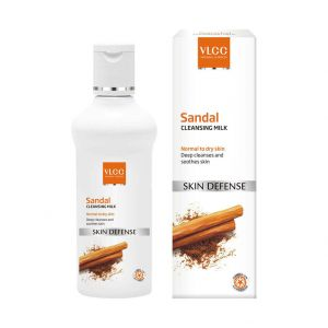 vlcc-sandal-cleansing-milk