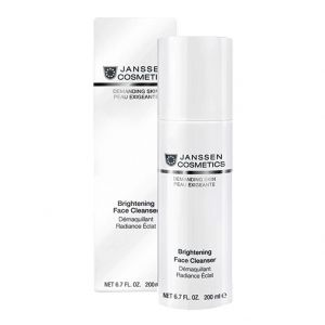 Demanding Skin Brightening Face Cleanser