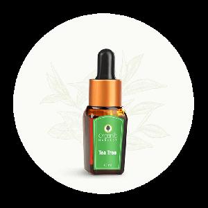 Organic Harvest Tea Tree Essential Oil (10ml)