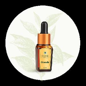 Organic Harvest Citronella Essential Oil (10ml)
