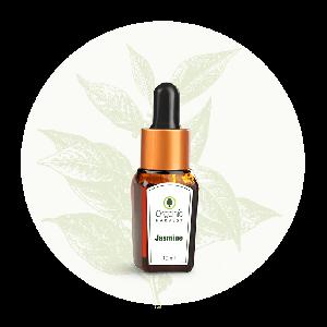 Organic Harvest Jasmine Essential Oil (10ml)