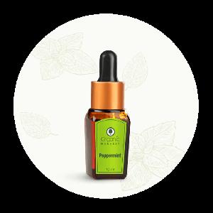 Organic Harvest Pepper Mint Essential Oil (10ml)