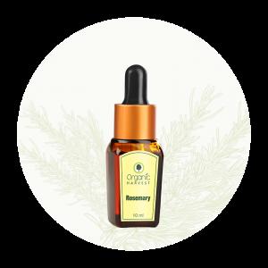 Organic Harvest Rosemary Essential Oil (10ml)