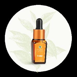 Organic Harvest Orange Essential Oil (10ml)