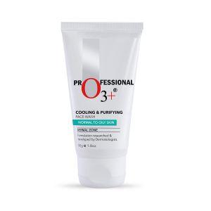 O3+ Cooling & Purifying Face Wash (50gm)