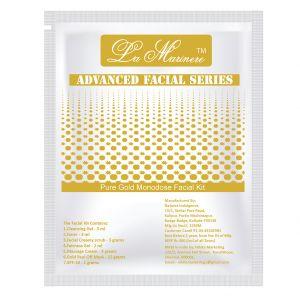 la-marinere-pure-gold-monodose-facial-kit