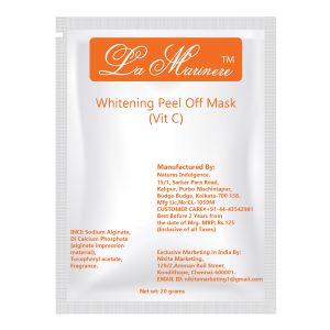 la-marinere-whitening-vit-c-peel-off-mask