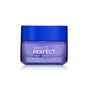 L'Oreal Paris White Perfect Night Cream (50ml)