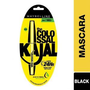 Smudge Proof Deep Black Kajal
